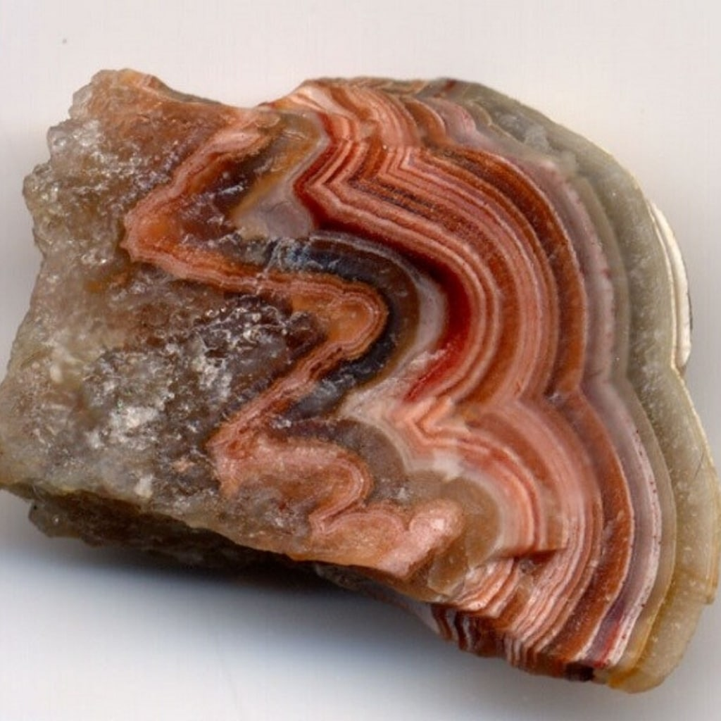 August Birthstone Sardonyx Rock