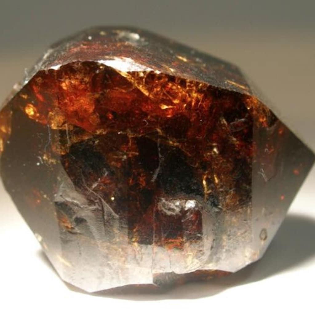 December Birthstone Zircon Rock