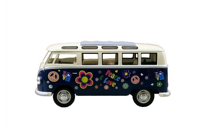 Flower Power Camper Van