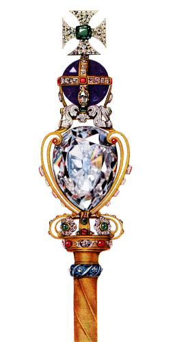England Royal Sceptre