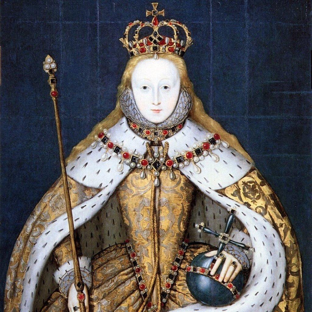 Queen Elizabeth I Coronation Pearls